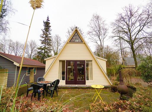 Netherlands A-frame house
