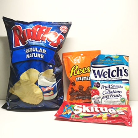 Sweet & Salty Snack Attack
