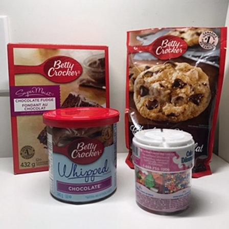Cake & Cookie Baking Set