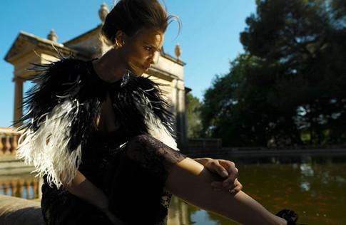 V MAGAZINE Irina Shayk by Hector Perez 3