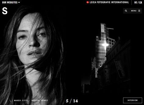 Leica S Magazine Aida Artiles by Hector Perez 13