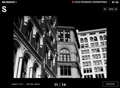 Leica S Magazine NYU by Hector Perez 1