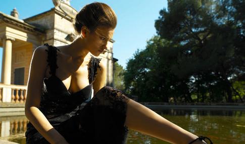 V MAGAZINE Irina Shayk by Hector Perez 2