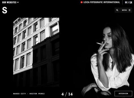 Leica S Magazine Alicia by Hector Perez 11