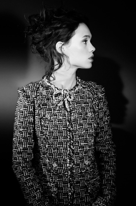 The Last Magazine Astrid Berges Frisbey by Hector Perez 1