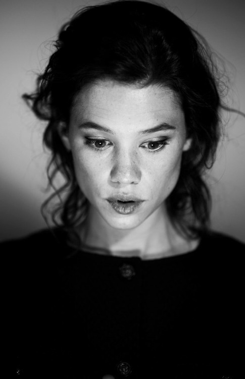The Last Magazine Astrid Berges Frisbey by Hector Perez 5