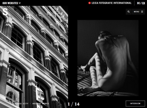 Leica S Magazine Varsha Thapa by Hector Perez 9