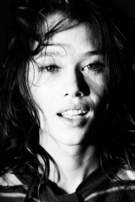 The Last Magazine Astrid Berges Frisbey by Hector Perez 4