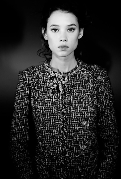 The Last Magazine Astrid Berges Frisbey by Hector Perez 3