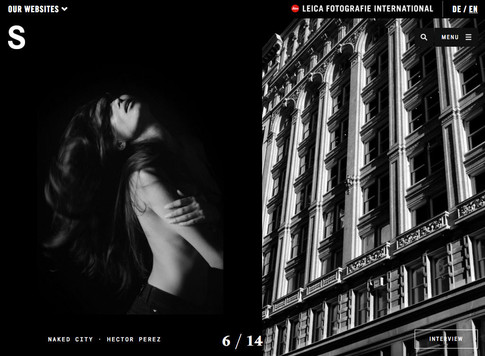 Leica S Magazine Varsha Thapa by Hector Perez 8