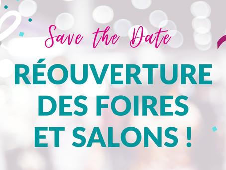 SAVE THE DATE !