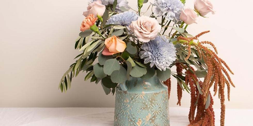 Floral Workshop | Seasonal Arrangement