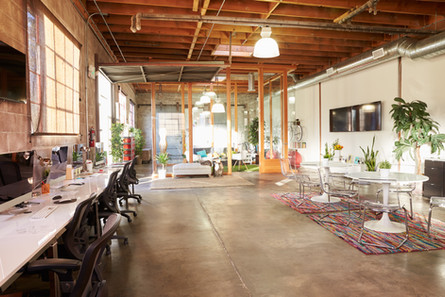 VIrtual Tour of Co-Working Office Space