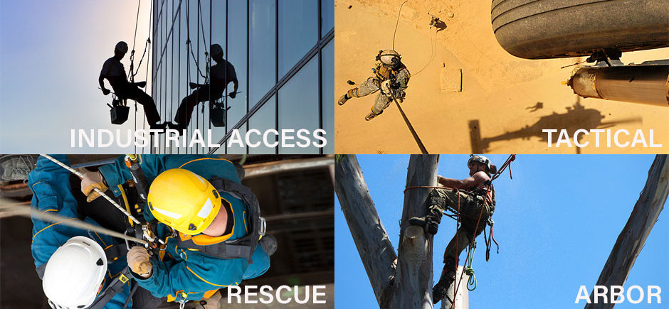 Industrial Access/Tactical/Rescue/Arbor