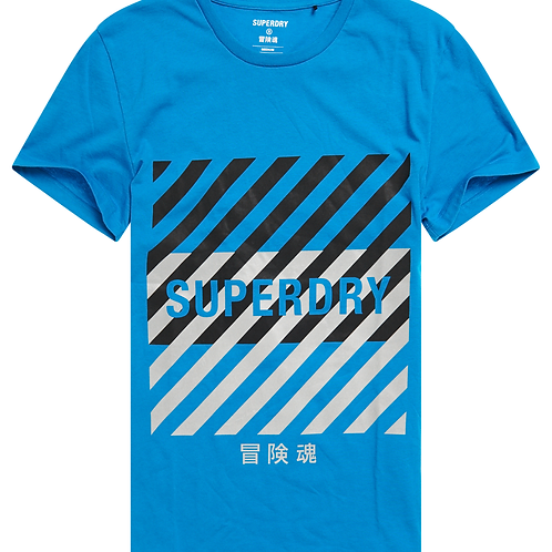 Superdry - T-shirt graphique Training Coresport