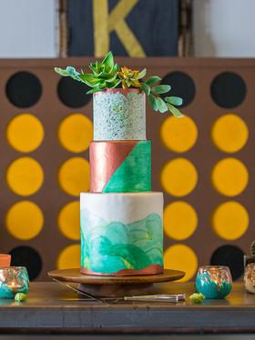 Brewery Wedding Cake