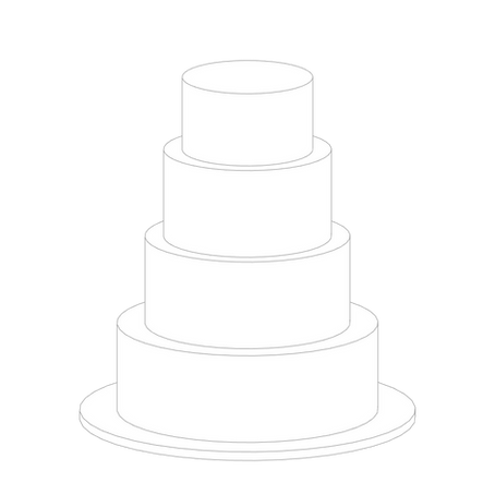 How Much Wedding Cake Do I Need?