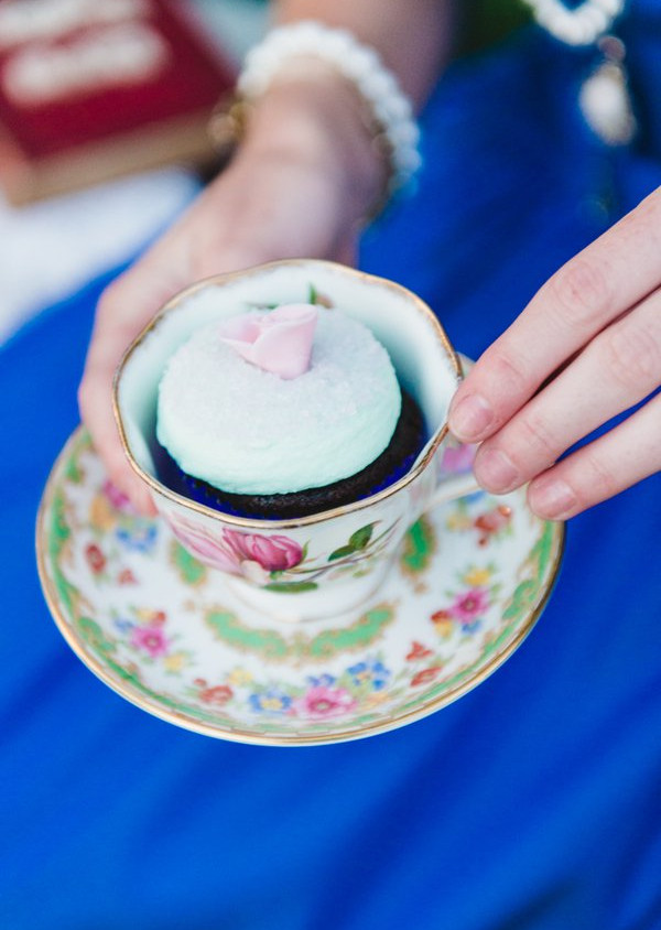 Whimsical Wonderland Cupcakes