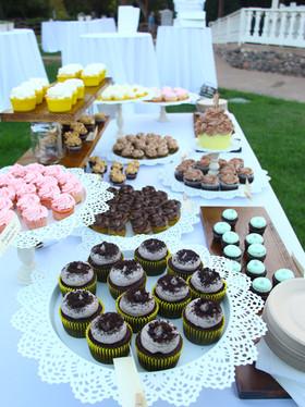 Cupcake Dessert Bar