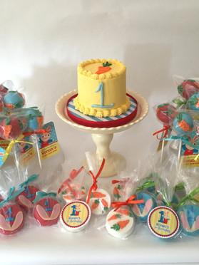 Cake Dessert Table