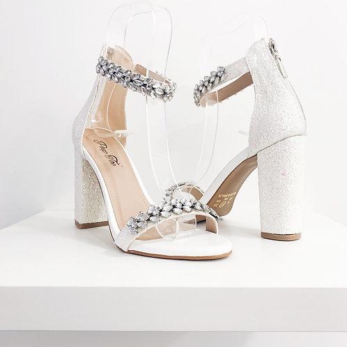 Sandália Luxury Details Glitter