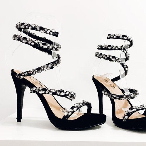 Sandália Luxury Snake