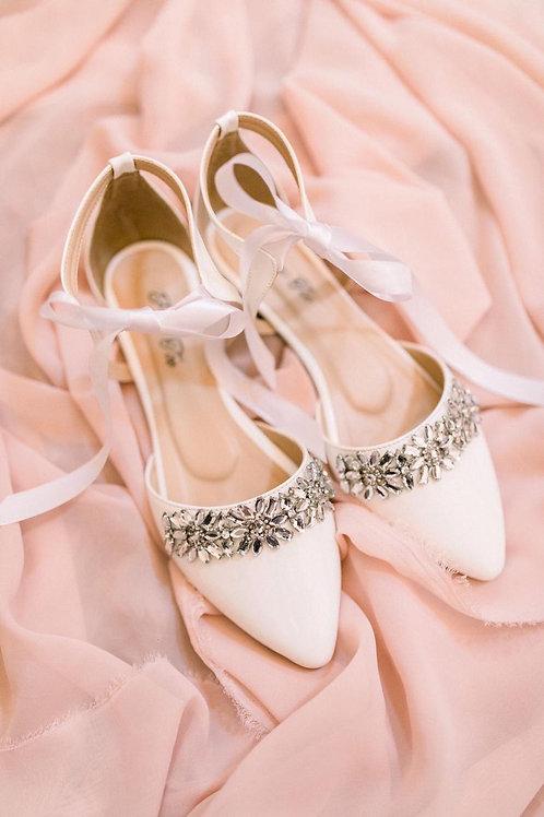Sapatilha Luxury bride