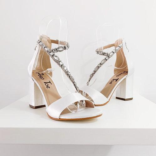 Sandália Luxury Cristal