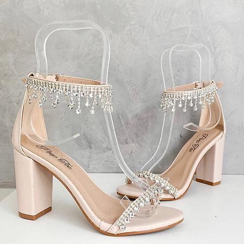 Sandália Diamond Delicate