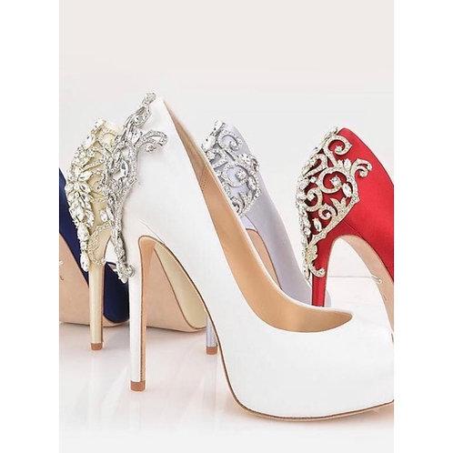 Peep Toe Luxury Vogue