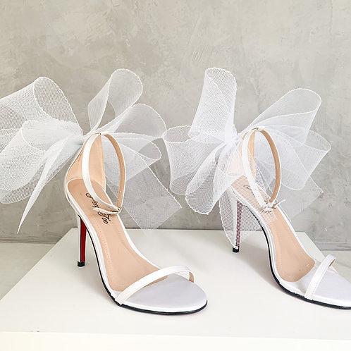 Sandália Slim Laço Elegance
