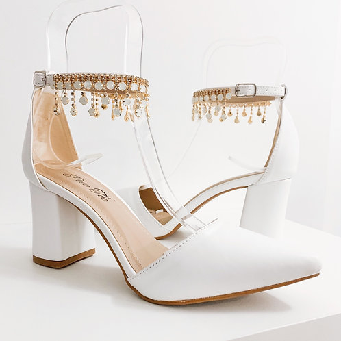 Scarpin Luxury Delicate