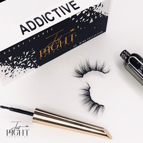 ADDICTIVE - Magnetflik Lash
