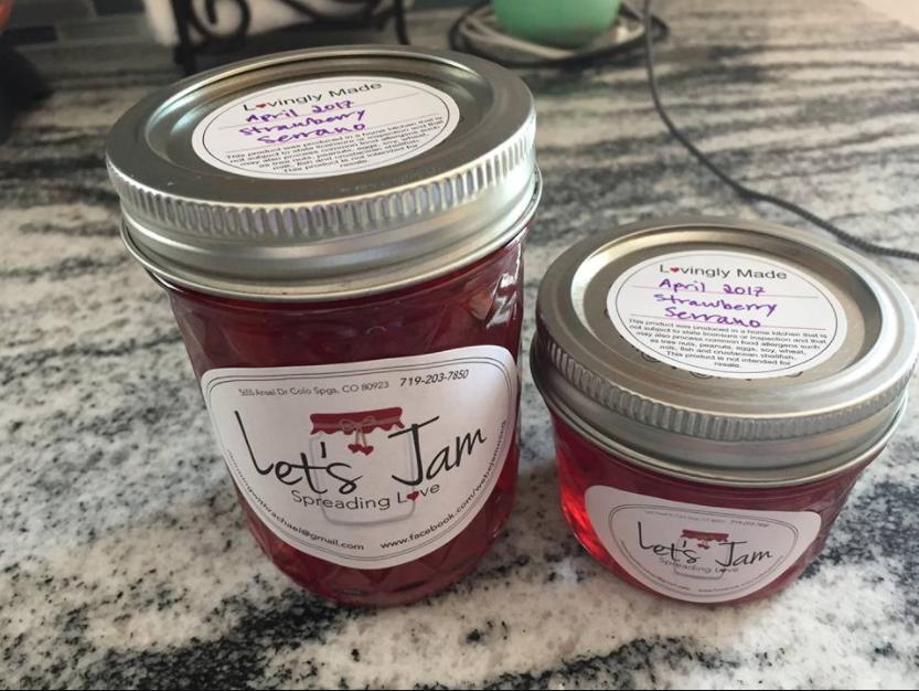 Let's Jam Branding
