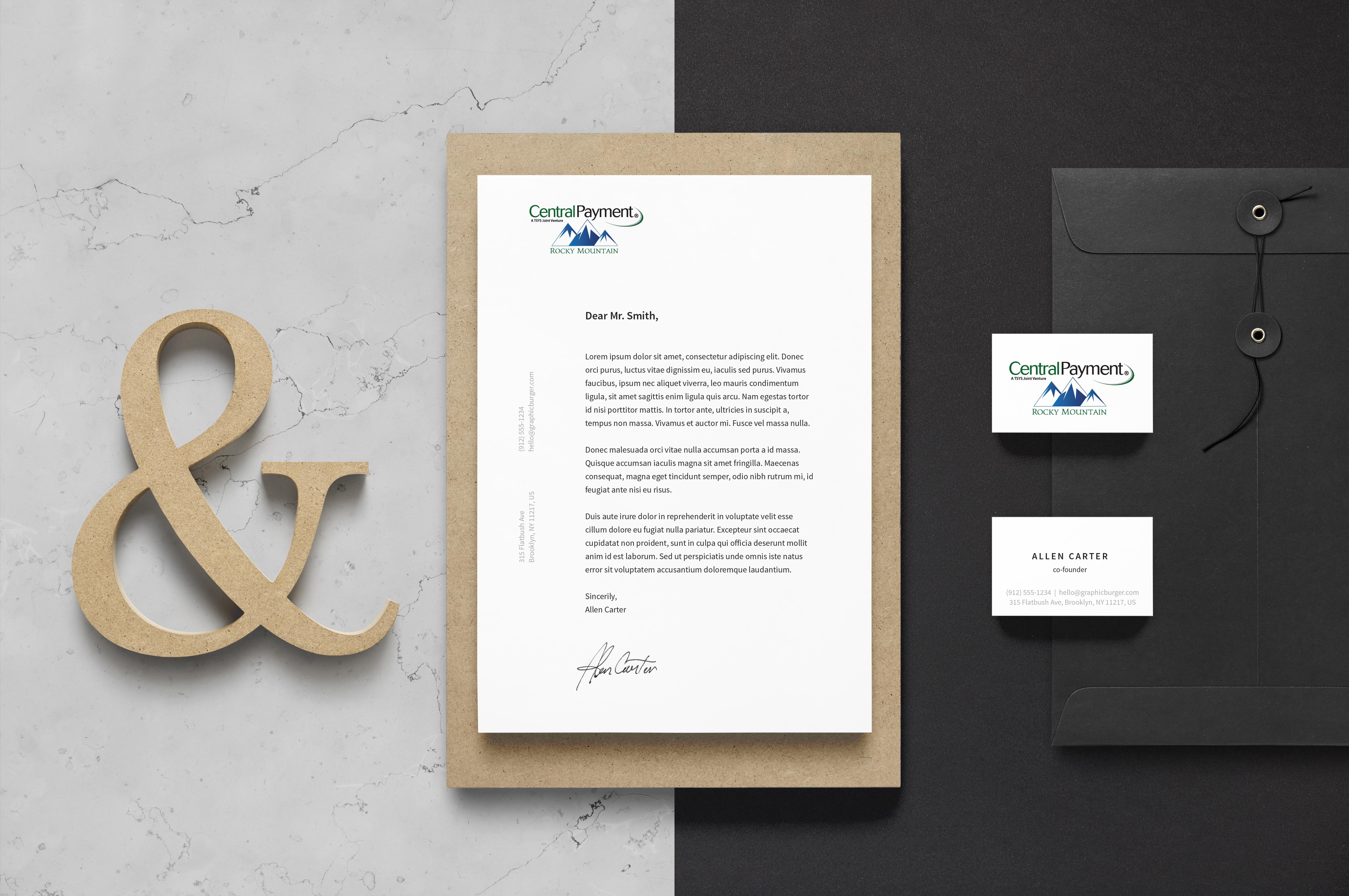 CP Rocky Mountain Devision Branding