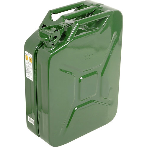 20 Litre Jerry Can - Metal