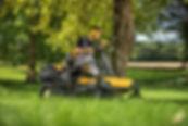 Cub Cadet lawnmowers