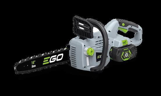 """EGO CS1401E 14"""" Cordless Chainsaw Kit"""