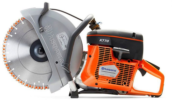 "Husqvarna K770 12"" Concrete Saw"