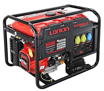 Loncin LC6500D-AS Generator