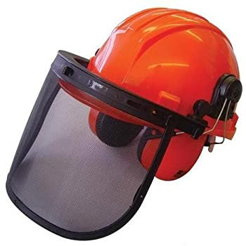 Value Chainsaw Forestry Protective Helmet
