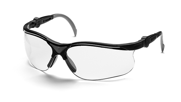 Husqvarna Protective Safety Glasses - Clear X