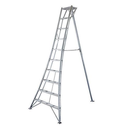Niwaki EN Pro 9ft Adjustable Tripod Ladder