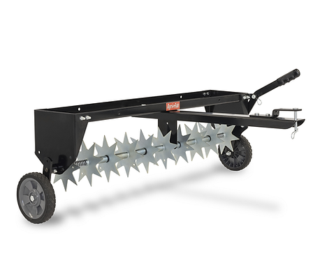 "Agri Fab 45-0544 40"" Towed Spike Aerator"
