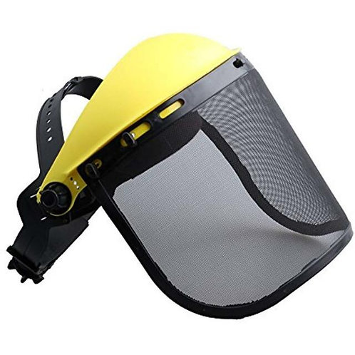 Garden Mesh Protective Face Shield