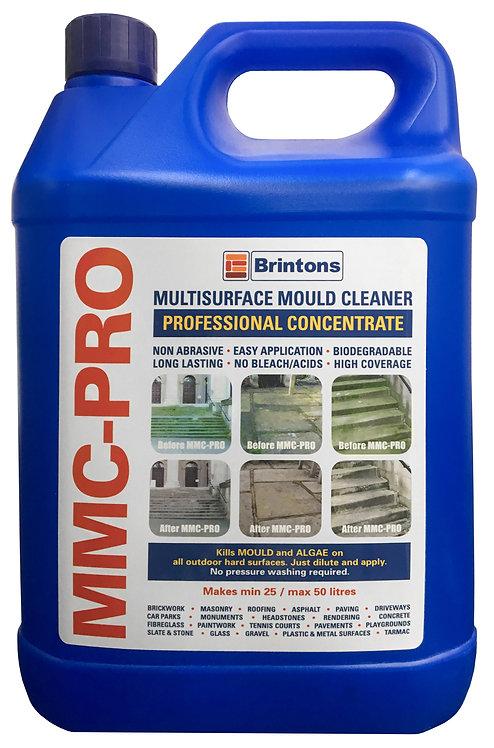 MMC Pro Moss Killer Surface Cleaner 5L