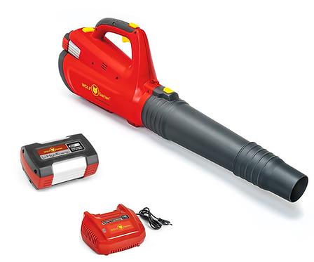 Wolf Garten 24B 72V Battery Blower Kit