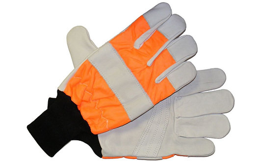Size Large Cobra Chainsaw Gloves - 16M/S