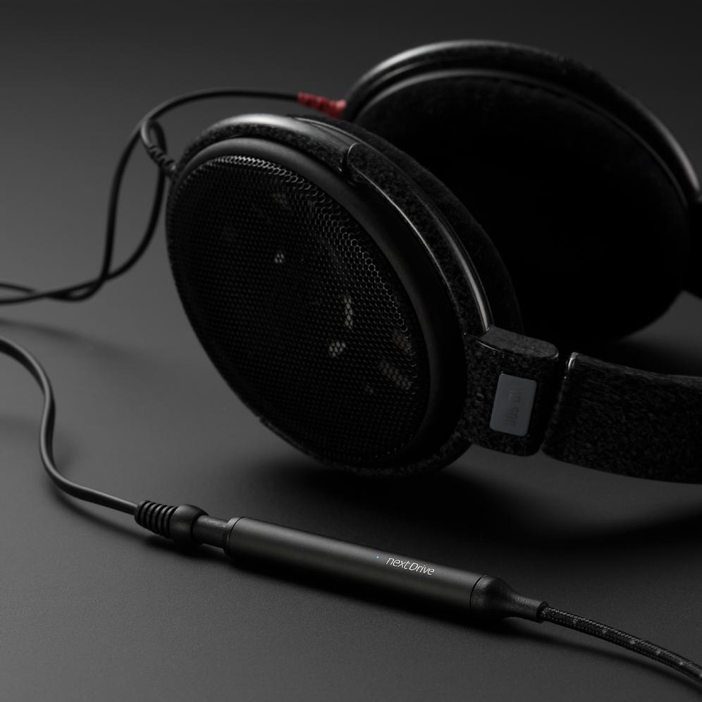 Spectra: Headphone DAC Amplifier