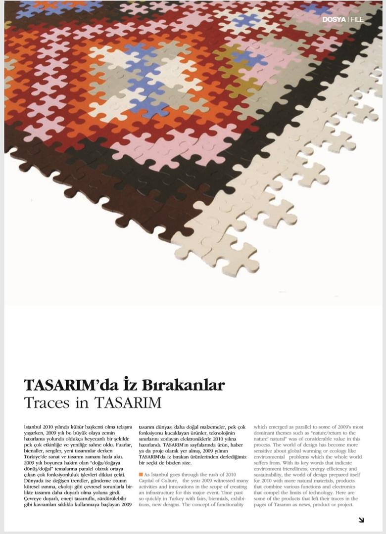 TASARIM DERGİSİ